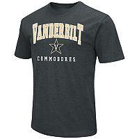Men's Campus Heritage Vanderbilt Commodores Team Color Tee