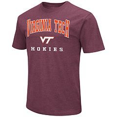 Men's Campus Heritage Virginia Tech Hokies Team Color Tee