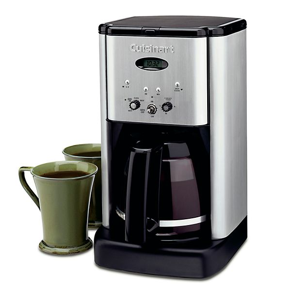 Coffee Maker At Kohl S : Kohls.com Cuisinart Cuisinart Metal Classic 2-Slice Toaster: questions, answers, how to, FAQs ...