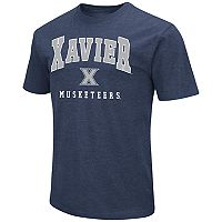 Men's Campus Heritage Xavier Musketeers Team Color Tee