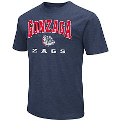 Men's Campus Heritage Gonzaga Bulldogs Team Color Tee