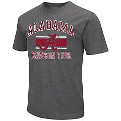 Men's Campus Heritage Alabama Crimson Tide Banner Tee