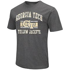 Men's Campus Heritage Georgia Tech Yellow Jackets Banner Tee