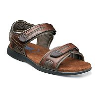Nunn Bush Rio Grande River Men's Two-Strap Sandals