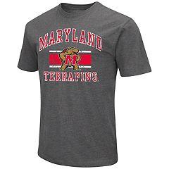 Men's Campus Heritage Maryland Terrapins Banner Tee