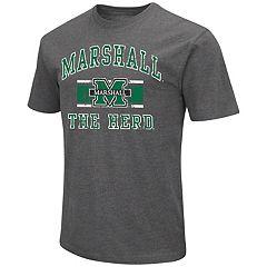 Men's Campus Heritage Marshall Thundering Herd Banner Tee