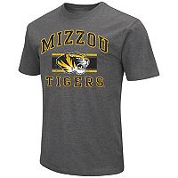 Men's Campus Heritage Missouri Tigers Banner Tee
