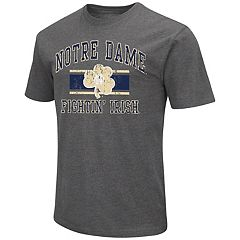 Men's Campus Heritage Notre Dame Fighting Irish Banner Tee