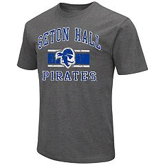 Men's Campus Heritage Seton Hall Pirates Banner Tee