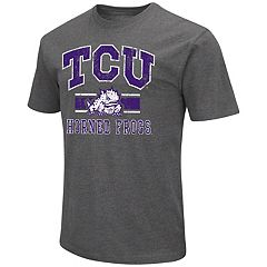 Men's Campus Heritage TCU Horned Frogs Banner Tee
