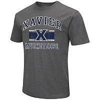 Men's Campus Heritage Xavier Musketeers Banner Tee