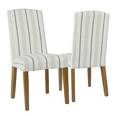 HomePop Finley Dining Chair 2-piece Set