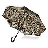totes INbrella Automatic Inverted Umbrella
