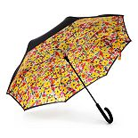 totes INbrella Automatic Inverted Umbrella