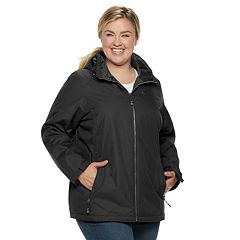 Plus Size ZeroXposur Natalia Insulated Midweight Jacket
