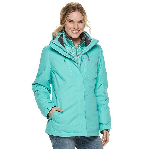 Women S Zeroxposur Honor 3 In 1 Systems Jacket