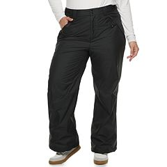 Plus Size ZeroXposur Megan Ski Pants