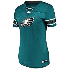 Women's Majestic Philadelphia Eagles Draft Me Top