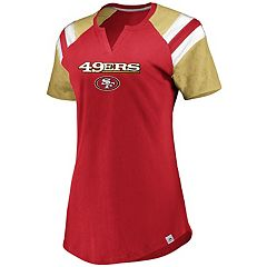 Women's San Francisco 49ers Ultimate Fan Tee