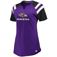 Women's Baltimore Ravens Ultimate Fan Tee