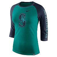 Women's Nike Seattle Mariners Triblend Tee