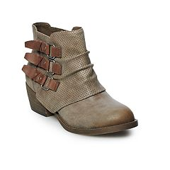 SO® Zelkova Women's Ankle Boots