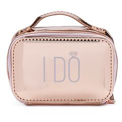'I Do' Travel Zip Case