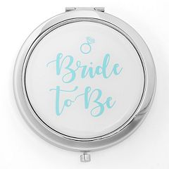 'Bride To Be' Mirror Compact