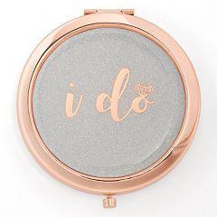 'I Do' Mirror Compact