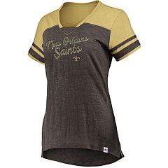 Women's New Orleans Saints Hyper Tee
