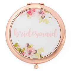 'Bridesmaid' Mirror Compact