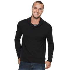Men's Marc Anthony Slim-Fit Shawl-Collar Sweater