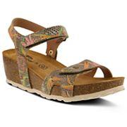 Spring Step Charanga Women's Wedge Sandals