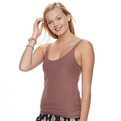 Juniors' Mudd® Double-Strap Camisole