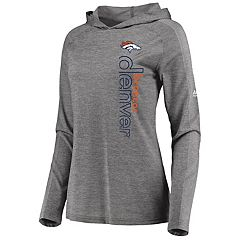 Women's Majestic Denver Broncos Fan Flow Hoodie