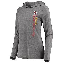 Women's Majestic Kansas City Chiefs Fan Flow Hoodie