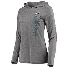 Women's Majestic Philadelphia Eagles Fan Flow Hoodie