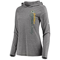 Women's Majestic Green Bay Packers Fan Flow Hoodie