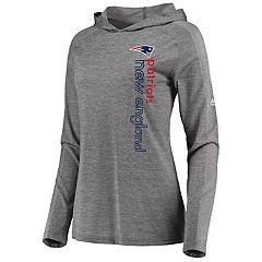 Women's Majestic New England Patriots Fan Flow Hoodie