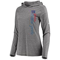 Women's Majestic New York Giants Fan Flow Hoodie