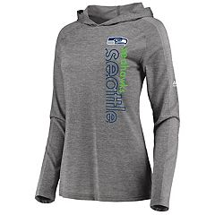 Women's Majestic Seattle Seahawks Fan Flow Hoodie
