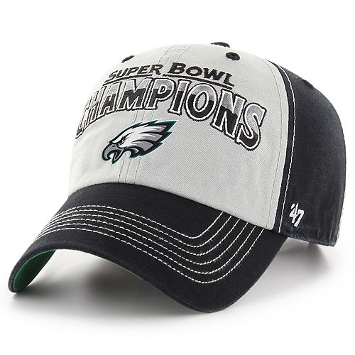 34d1785580dbdf Adult '47 Brand Philadelphia Eagles Super Bowl LII Champions Team ...