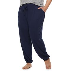 Plus Size SONOMA Goods for Life™ French Terry Joggers