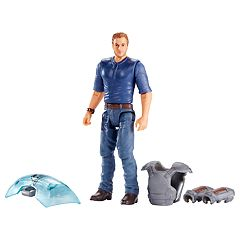 Jurassic World: Fallen Kingdom Owen Raptor Trainer Figure