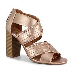 Dolce by Mojo Moxy Betty Women's Strappy High Heels