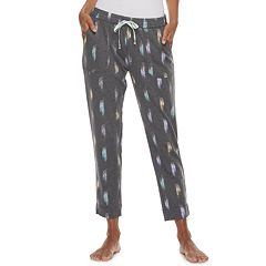 Women's SONOMA Goods for Life™ Essential Crop Lounge Pants