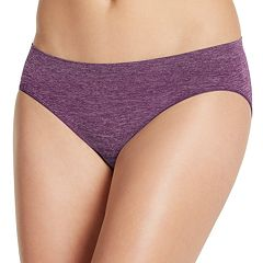 Women's Jockey Smooth & Shine Seamfree Bikini Panty 2186