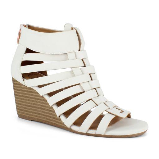 Dolce by Mojo Moxy Avery Women's Wedge Sandals