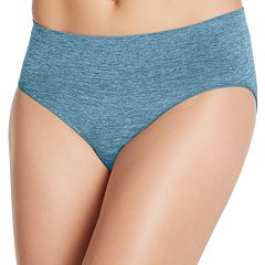 Women's Jockey Smooth & Shine Seamfree Hi Cut Panty 2188