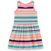 Girls 4-8 Carter's Tank Dress